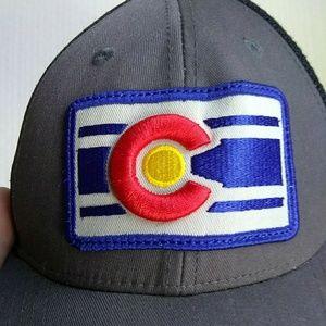 colorado Accessories - Colorado Flag Trucker Hat